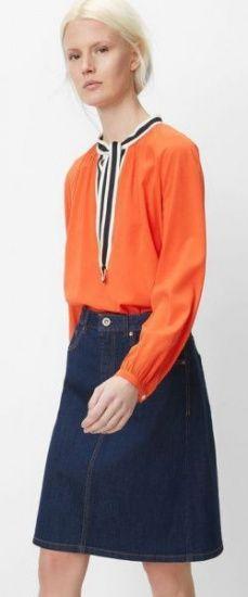 Блуза з довгим рукавом Marc O'Polo модель 902119942101-656 — фото 2 - INTERTOP
