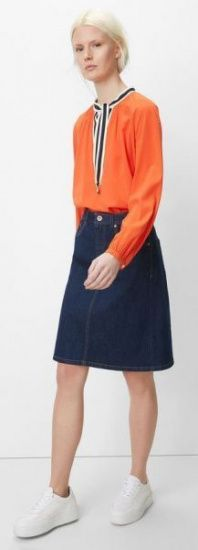 Блуза з довгим рукавом Marc O'Polo модель 902119942101-656 — фото 4 - INTERTOP