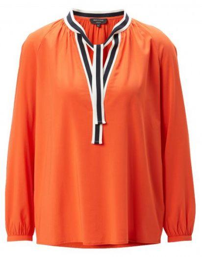 Блуза з довгим рукавом Marc O'Polo модель 902119942101-656 — фото - INTERTOP