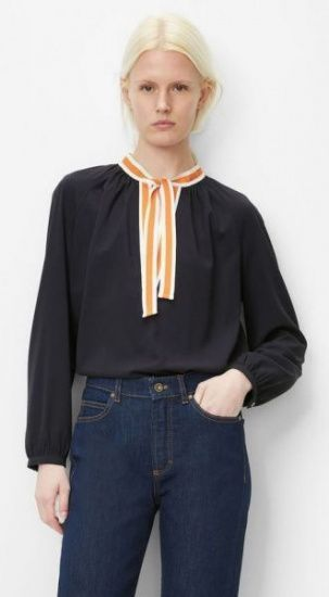 Блуза з довгим рукавом Marc O'Polo модель 902119942101-897 — фото 2 - INTERTOP