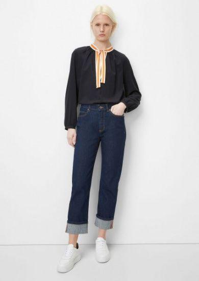 Блуза з довгим рукавом Marc O'Polo модель 902119942101-897 — фото 5 - INTERTOP