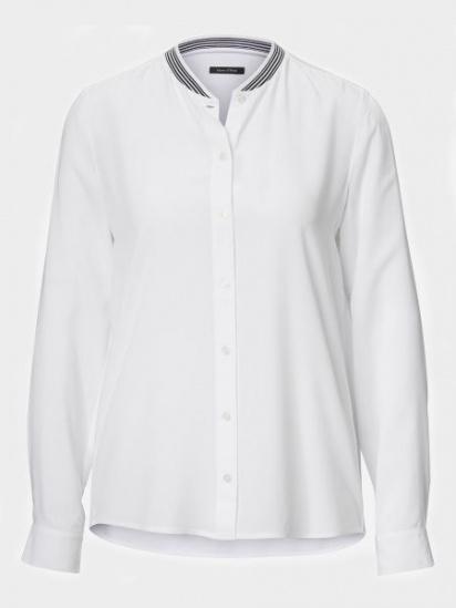 Блуза Marc O'Polo модель 903101742487-100 — фото - INTERTOP