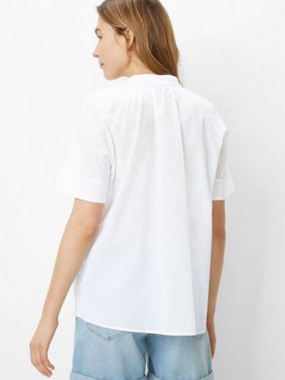Блуза з коротким рукавом Marc O'Polo модель 904083441059-100 — фото 2 - INTERTOP