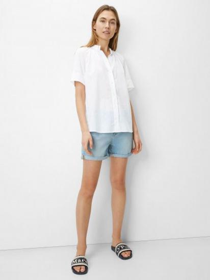 Блуза з коротким рукавом Marc O'Polo модель 904083441059-100 — фото 3 - INTERTOP