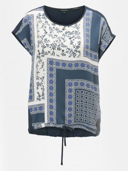 Блуза з коротким рукавом Marc O'Polo модель 904130140021-R23 — фото - INTERTOP