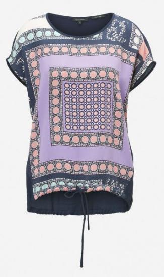 Блуза з коротким рукавом Marc O'Polo модель 904130140021-R24 — фото - INTERTOP