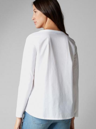 Блуза з довгим рукавом Marc O'Polo модель M01145742055-100 — фото 2 - INTERTOP