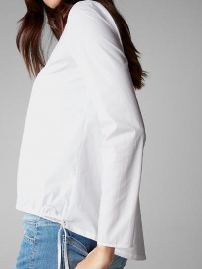 Блуза з довгим рукавом Marc O'Polo модель M01145742055-100 — фото 3 - INTERTOP