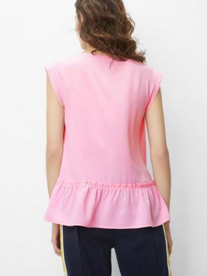 Блуза з коротким рукавом Marc O'Polo DENIM модель 943103840001-628 — фото 2 - INTERTOP