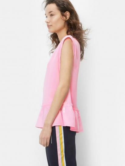 Блуза з коротким рукавом Marc O'Polo DENIM модель 943103840001-628 — фото 3 - INTERTOP