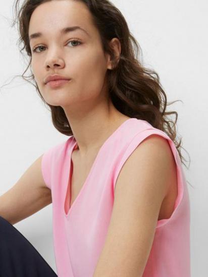 Блуза з коротким рукавом Marc O'Polo DENIM модель 943103840001-628 — фото 4 - INTERTOP