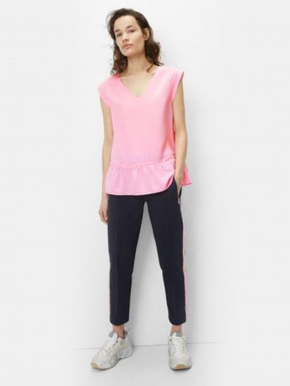 Блуза з коротким рукавом Marc O'Polo DENIM модель 943103840001-628 — фото - INTERTOP