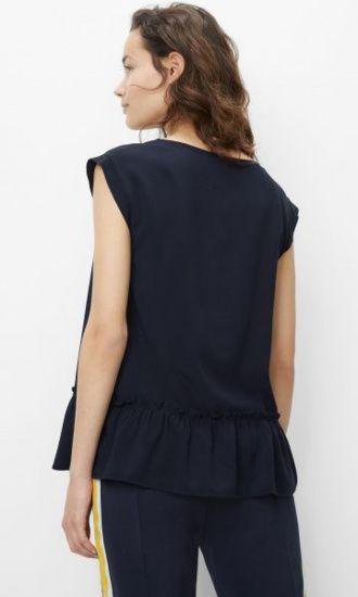 Блуза з коротким рукавом Marc O'Polo DENIM модель 943103840001-815 — фото 2 - INTERTOP