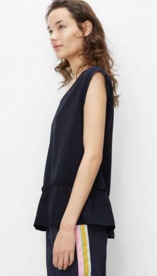 Блуза з коротким рукавом Marc O'Polo DENIM модель 943103840001-815 — фото 3 - INTERTOP