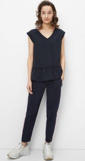 Блуза з коротким рукавом Marc O'Polo DENIM модель 943103840001-815 — фото 5 - INTERTOP