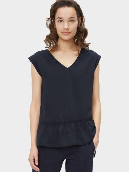 Блуза з коротким рукавом Marc O'Polo DENIM модель 943103840001-815 — фото - INTERTOP