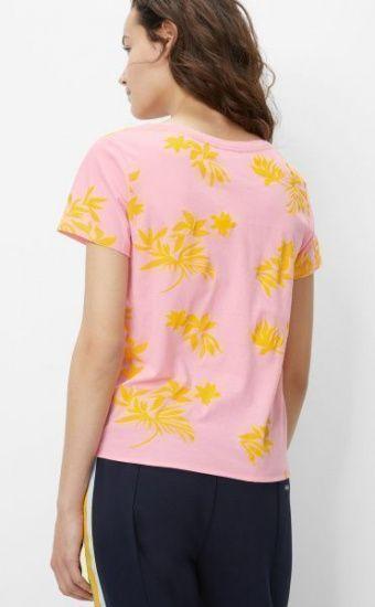 Блуза з коротким рукавом Marc O'Polo DENIM модель 943236051055-T24 — фото 2 - INTERTOP