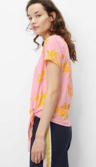 Блуза з коротким рукавом Marc O'Polo DENIM модель 943236051055-T24 — фото 3 - INTERTOP