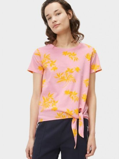 Блуза з коротким рукавом Marc O'Polo DENIM модель 943236051055-T24 — фото - INTERTOP