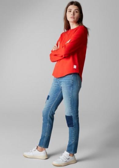 Пуловер Marc O'Polo DENIM модель 941308654035-300 — фото 4 - INTERTOP