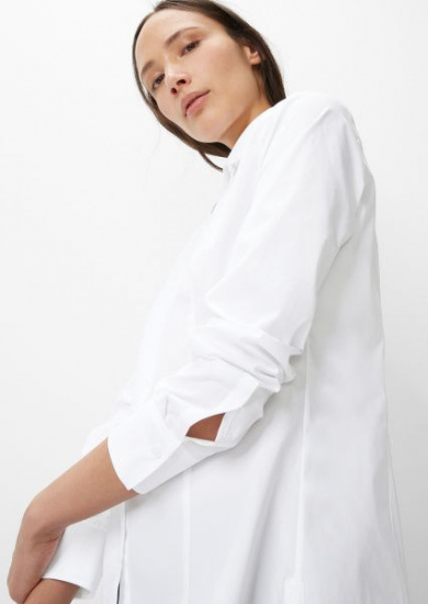 Блуза з довгим рукавом Marc O'Polo модель B01145742563-100 — фото 3 - INTERTOP