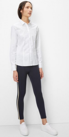 Блуза з довгим рукавом Marc O'Polo модель B01145742563-100 — фото 4 - INTERTOP