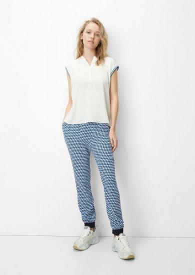 Блуза з коротким рукавом Marc O'Polo DENIM модель 945103840011-106 — фото 4 - INTERTOP