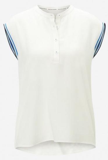 Блуза з коротким рукавом Marc O'Polo DENIM модель 945103840011-106 — фото - INTERTOP