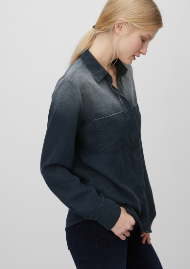Блуза з довгим рукавом Marc O'Polo модель 001915742229-881 — фото 3 - INTERTOP
