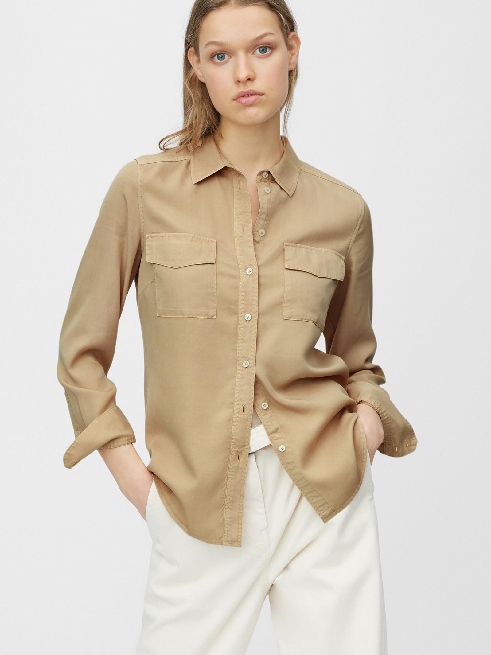 Marc O'Polo Блуза жіночі модель M03152542567-753 характеристики, 2017