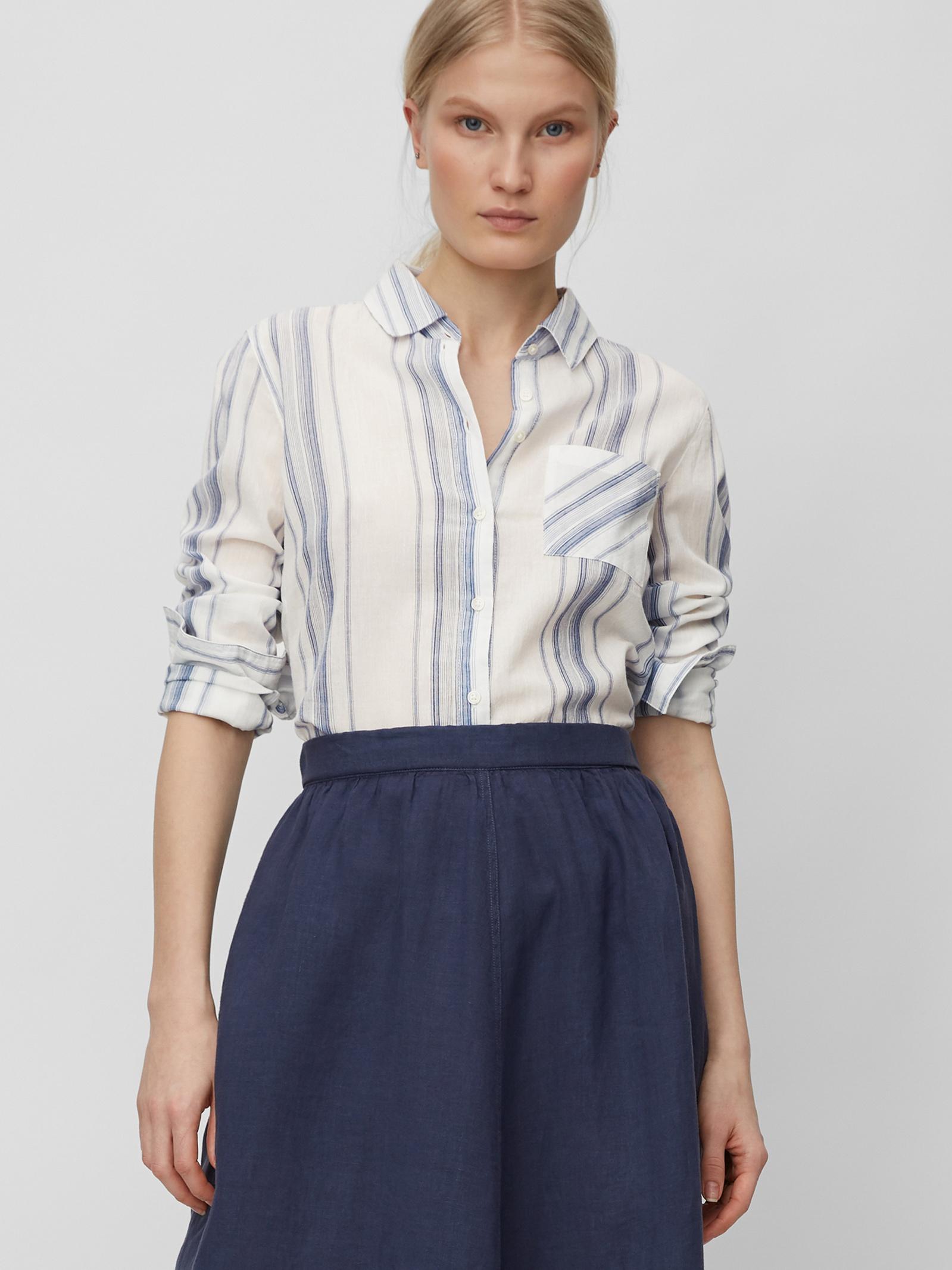Блуза жіноча Marc O'Polo модель 004135342525-G69 - фото