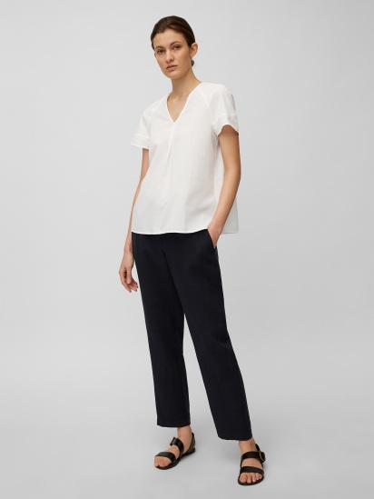 Блуза з коротким рукавом Marc O'Polo модель 104104341057-100 — фото 5 - INTERTOP