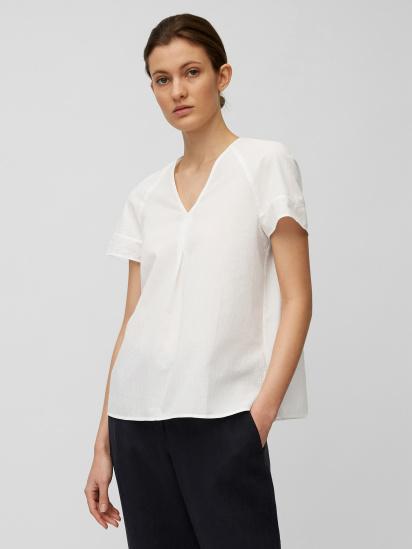 Блуза з коротким рукавом Marc O'Polo модель 104104341057-100 — фото - INTERTOP