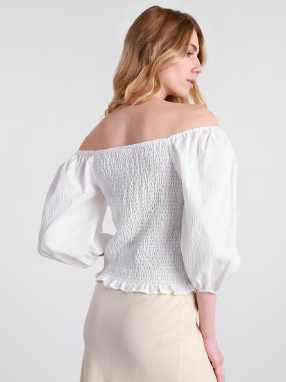 Блуза з коротким рукавом Marc O'Polo DENIM модель 145099441053-106 — фото 2 - INTERTOP