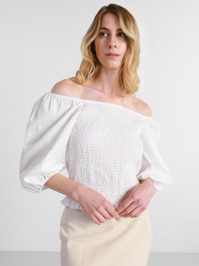 Блуза з коротким рукавом Marc O'Polo DENIM модель 145099441053-106 — фото 3 - INTERTOP