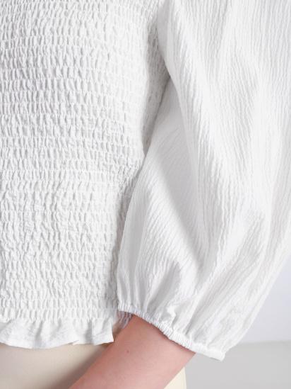 Блуза з коротким рукавом Marc O'Polo DENIM модель 145099441053-106 — фото 4 - INTERTOP