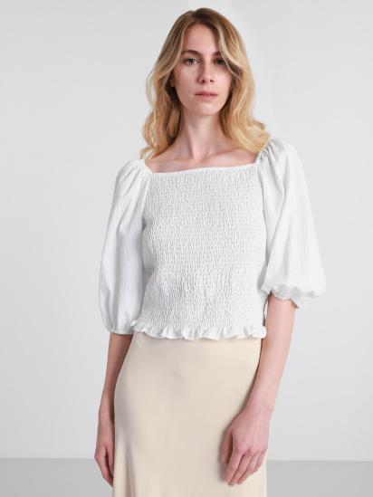 Блуза з коротким рукавом Marc O'Polo DENIM модель 145099441053-106 — фото - INTERTOP