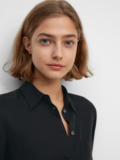 Блуза з довгим рукавом Marc O'Polo модель 108115642635-899 — фото 4 - INTERTOP