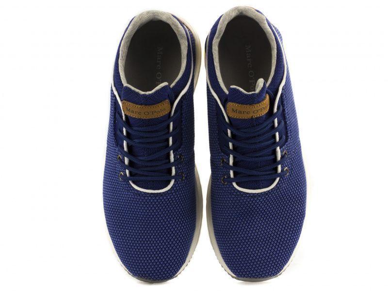 Кроссовки для мужчин MARC O'POLO PO298 размерная сетка обуви, 2017