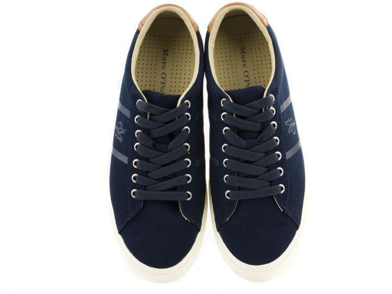 Кеды мужские MARC O'POLO PO305 размерная сетка обуви, 2017