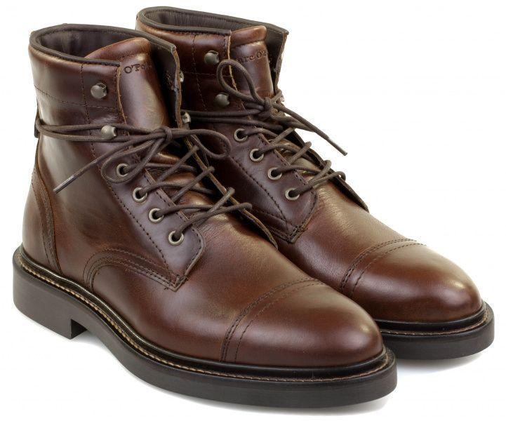 Ботинки мужские MARC O'POLO PO314 размерная сетка обуви, 2017
