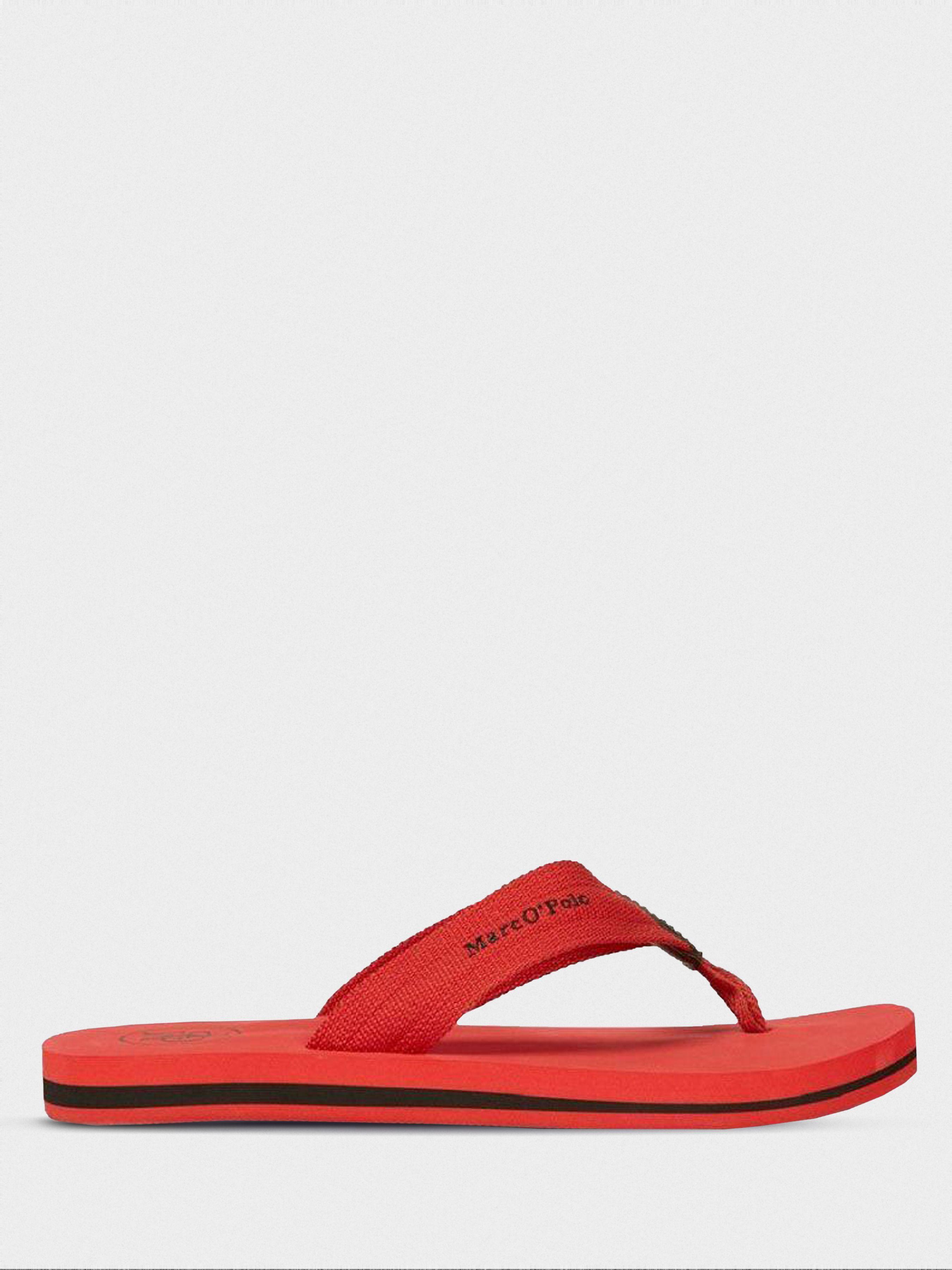 Купить Вьетнамки мужские MARC O'POLO PO324, Красный