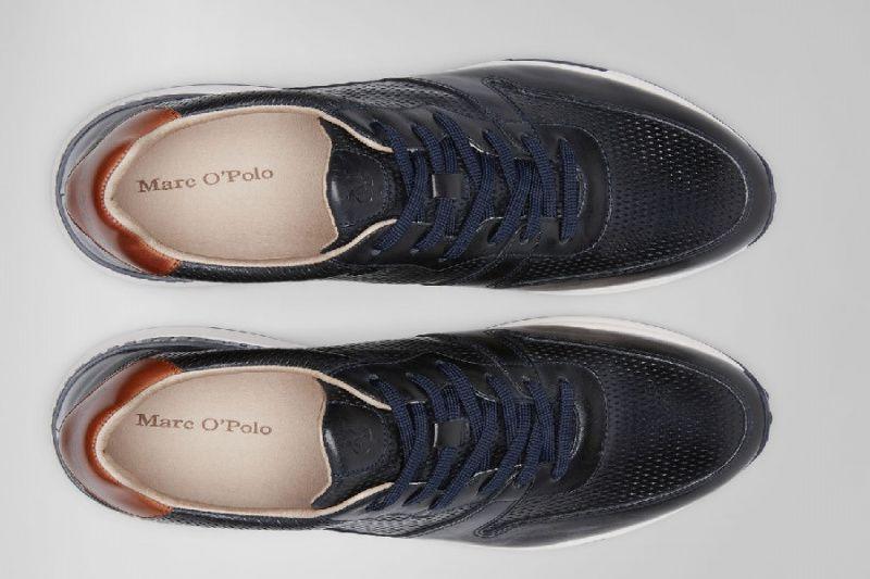 Кроссовки для мужчин MARC O'POLO PO335 размерная сетка обуви, 2017