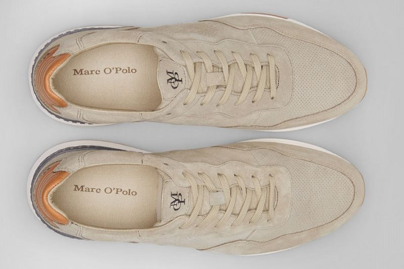 Кроссовки мужские MARC O'POLO PO336 модная обувь, 2017