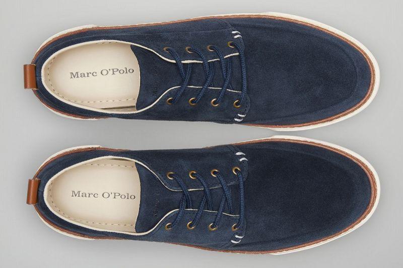 Полуботинки мужские MARC O'POLO PO339 купить обувь, 2017