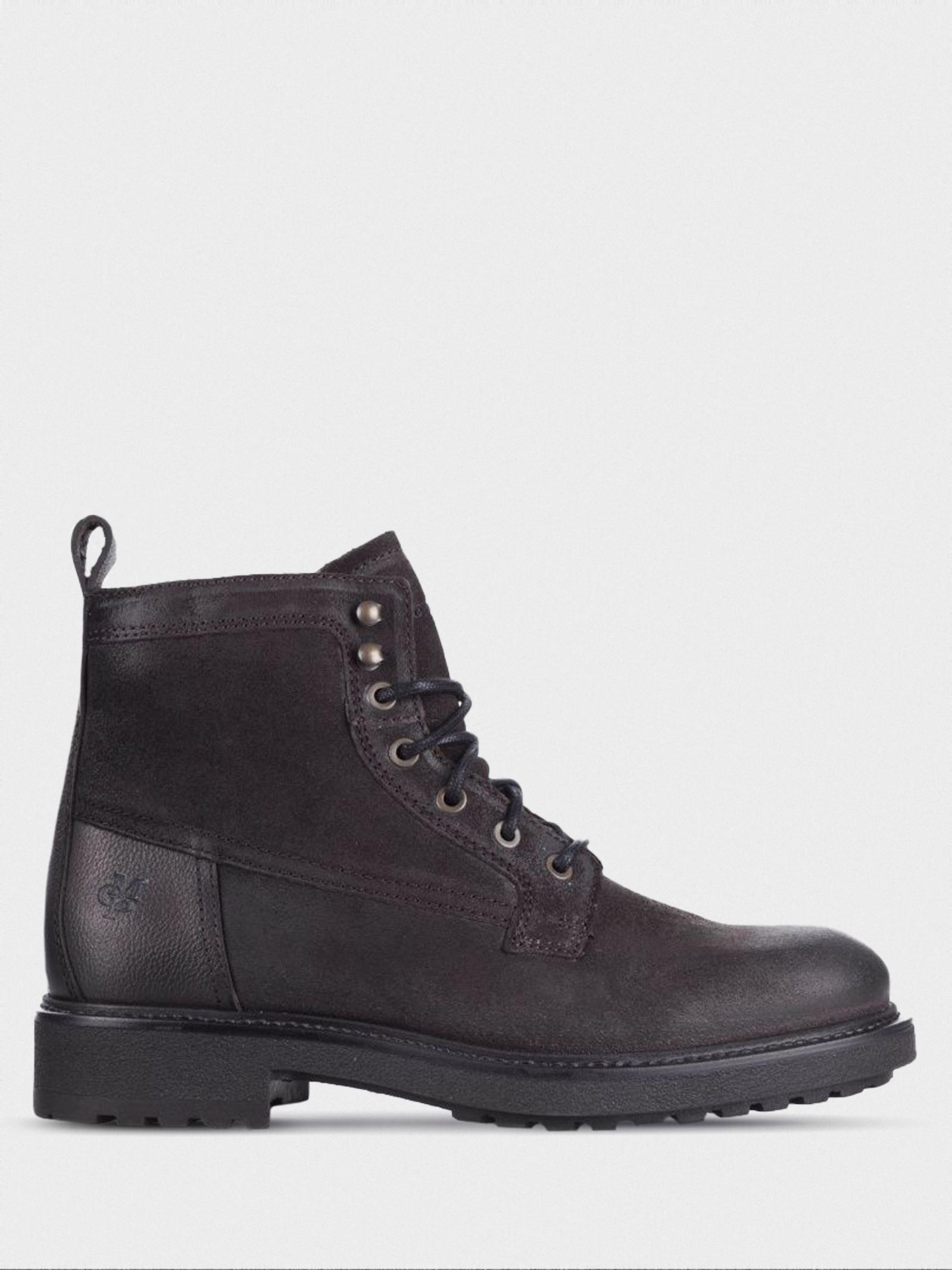 Ботинки мужские MARC O'POLO PO355 размерная сетка обуви, 2017