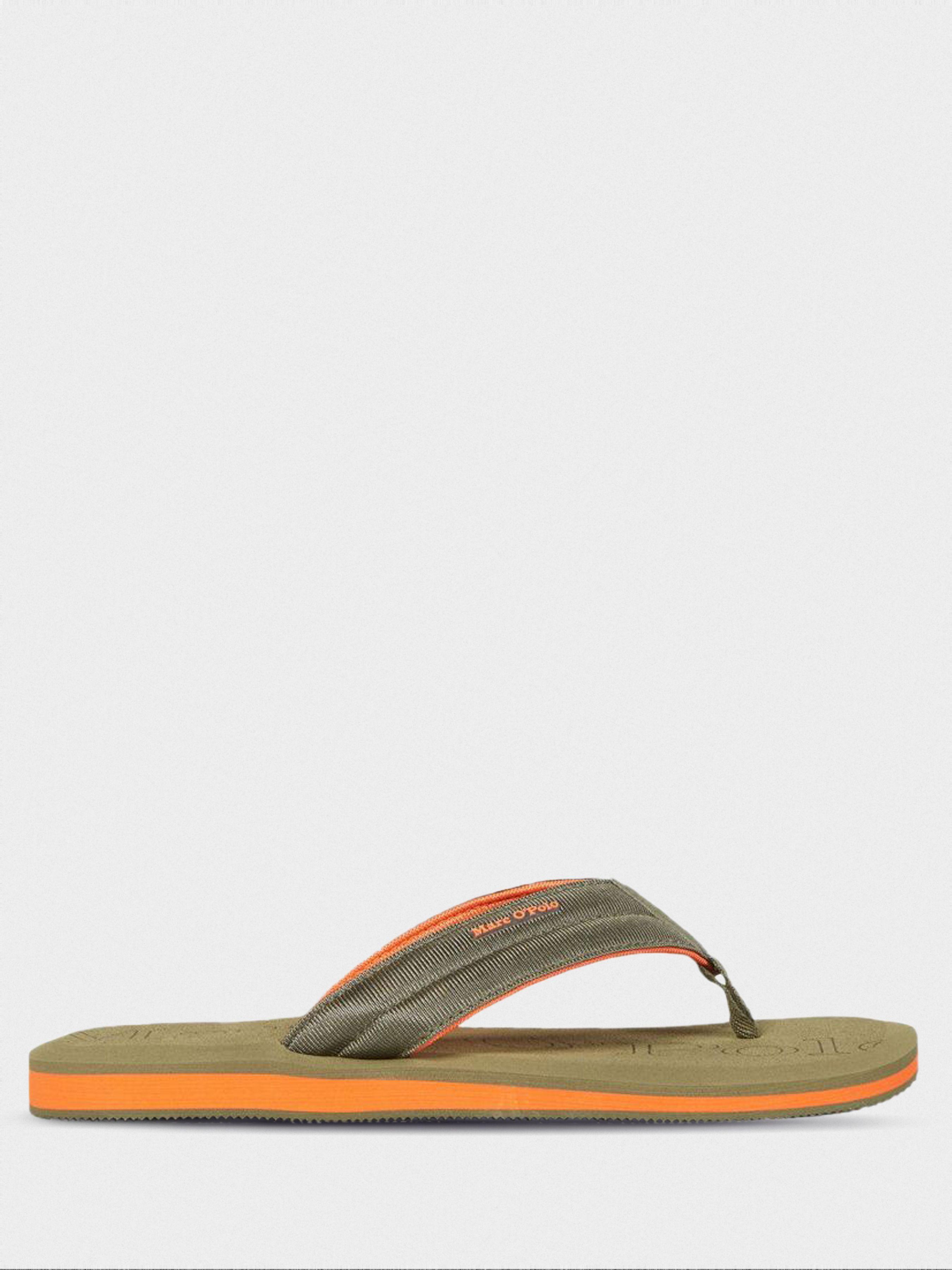 Вьетнамки мужские MARC O'POLO PO376 размеры обуви, 2017