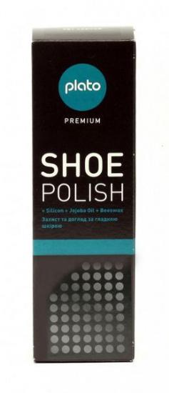 Plato Крем для взуття  модель SHOE POLISH black , 2017