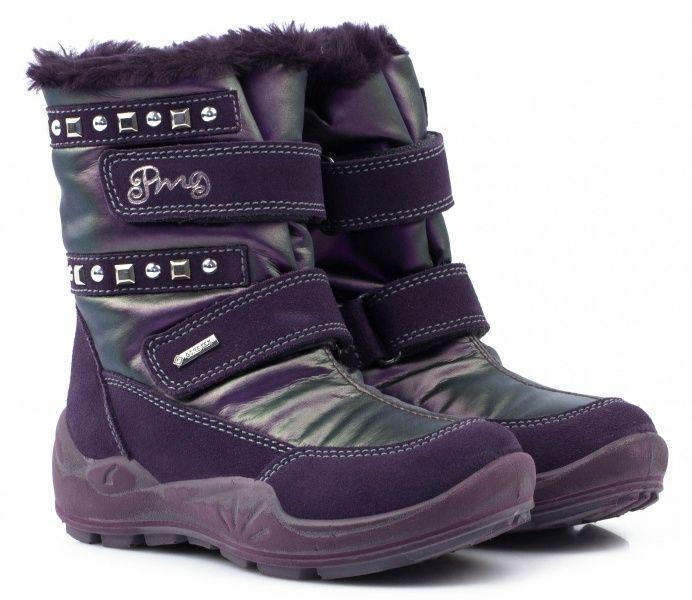 Купить Сапоги для детей Primigi чоботи дит. дів. VANNY-E PR568, Фиолетовый