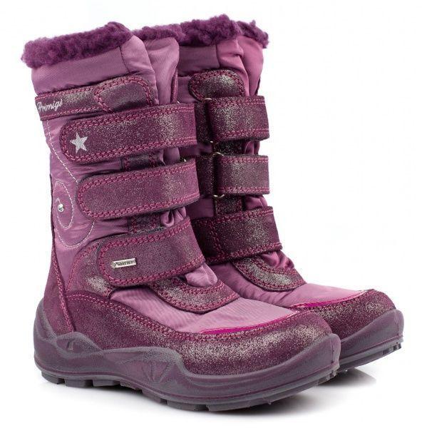 Купить Сапоги для детей Primigi чоботи дит. дів. WANDA-E PR573, Бордовый